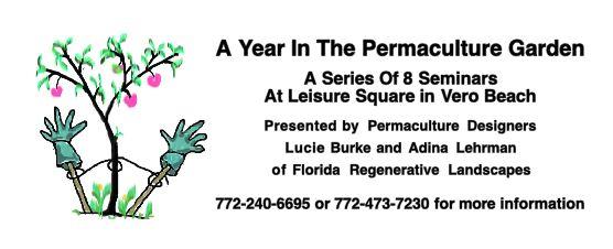 Permaculture seminar header